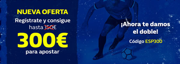 Promoción William Hill