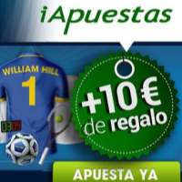 10€ de regalo al registrarte en William Hill [CADUCADA]