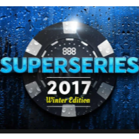 8€ gratis con las Super Series de 888poker