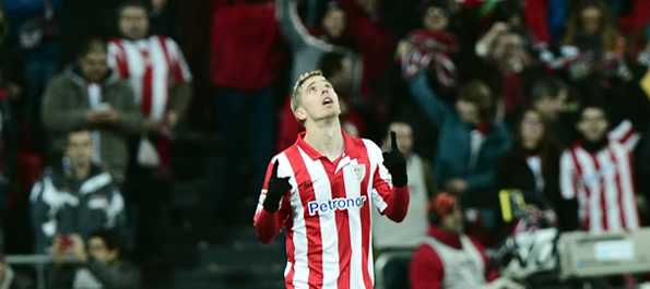Iker Muniain, jugador del Athletic