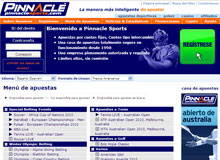 Apuestas Pinnacle Sports